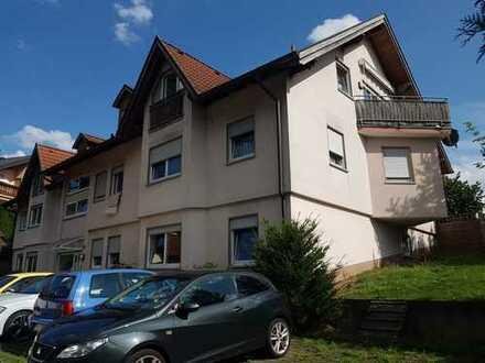 Geräumige 1,5-Zimmer-Erdgeschosswohnung zur Miete in Dorfprozelten