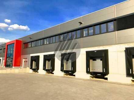 PROVISIONSFREI ✓ LAGER-/LOGISTIK-NEUBAU ✓ 15.000 m² / teilbar ✓ Rampe + eben ✓ 10 m Höhe ✓