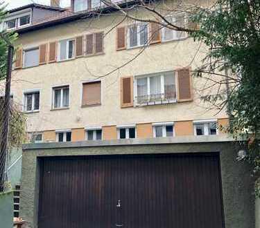 ***vermietete Wohnung in Stuttgart-West***