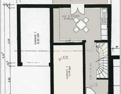 Attraktive 2,5-Zimmer-Maisonette-Wohnung mit Balkon und EBK in Lauchringen