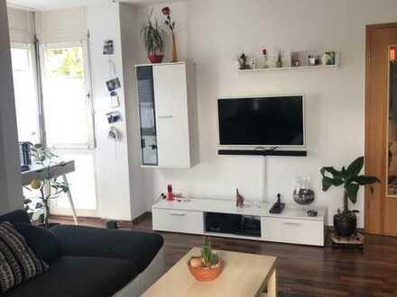 Schöne helle zwei Zimmer Wohnung in Unlingen