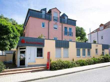 KL-Erlenbach - Vielseitiges Wohn-/Geschäftshaus m. Werkstatt, Büro, 2 Garagen sowie 4 Stellplätze