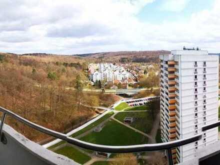 Exklusive, gepflegte 2-Zimmer-Wohnung mit Balkon und Einbauküche in Sindelfingen