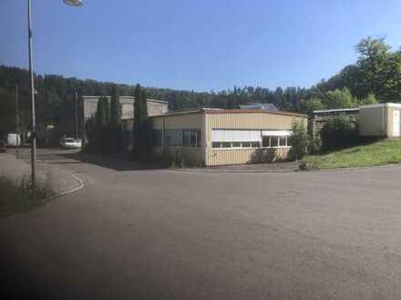 Hallen für Büro, Produktion, Lager im Gewerbepark Rottweil