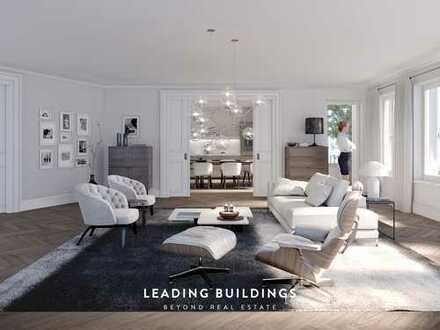 *Exklusive Stadtresidenz in der 'Bel Etage' eines eleganten Neubauvorhabens*