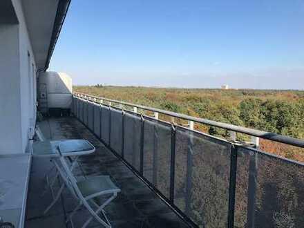 Gepflegte 2-Zimmer-Penthouse-Wohnung mit Balkon in Neu-Isenburg