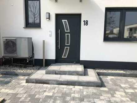 Erstbezug: ansprechende 4-Zimmer-Maisonette-Wohnung mit Balkon in Illingen