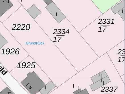 Hervorragend anlegen! Über 570 m² großes Grundstück mit genehmigtem Bauantrag in Poll