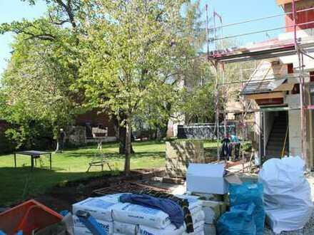 Individuelles Wohnen o. Wohnen/Arbeiten im Loft mit reichlich Grün drumrum