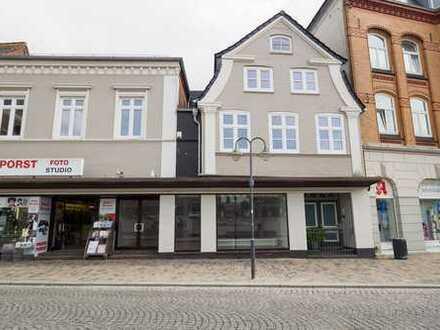 Schönes Kaufmannshaus mit fünf Zimmern in Nordfriesland (Kreis), Husum