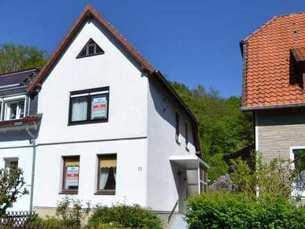 Gemütliche Doppelhaushälfte in 31084 Freden!
