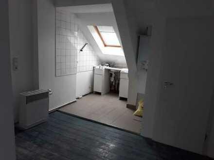 Etwas Besonderes - 3-Zimmer-DG-Wohnung in Aachen
