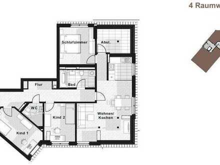 Moderne 4-RWE mit Platz für die ganze Familie mit Neubau-Komfort!