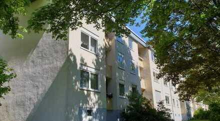 Sehr gepflegte Eigentumswohnung mit ca. 65 m² Wohnfläche, 3 Zimmern und Balkon