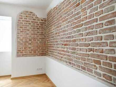 H&G – R E S E R V I E R T! Ausdrucksvoll Wohnen in der Isarvorstadt.