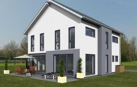Exclusive Neubau Stadtvilla in Oberrodenbach Nahe Golfplatz Trages