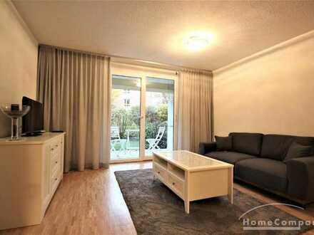 Nordend (8069077) - Möblierte, barrierefreie Wohnung mit Garten zum Verkauf
