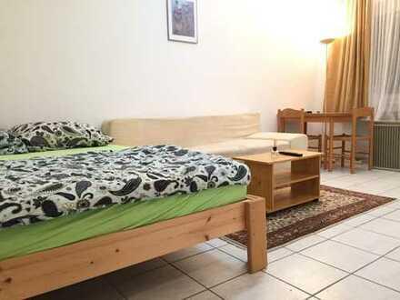 Vollmöbliert 1,5 -Zi. Wohnung in Sindelfingen Mitte