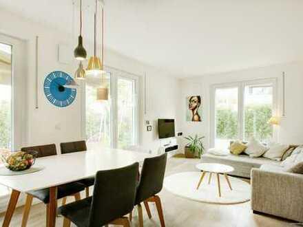 Für Eigennutzer! Traumhafte, moderne 3-Zimmer-Gartenwohnung! Großzügiger Wohn-/Essbereich & offene K