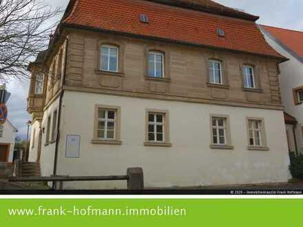 Wohnen und Arbeiten in historischem Ambiente