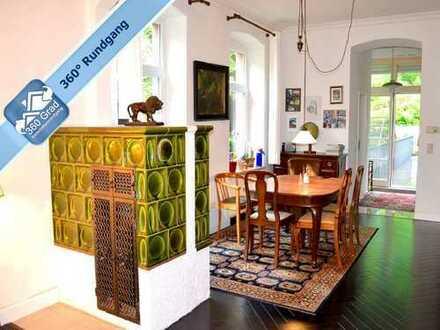 Historische Villa als Mehrfamilienhaus oder geräumiges Familienheim in Heidelberg-Altstadt