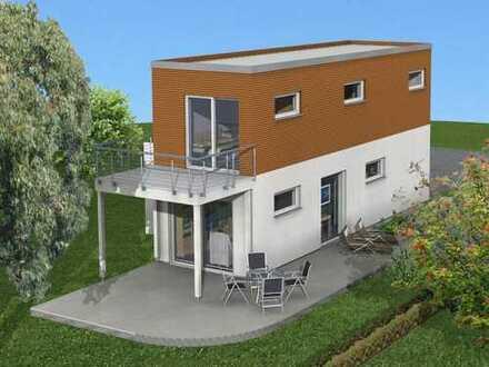 Moderne Bauhausarchitektur in ruhiger Lage!