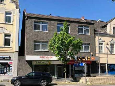 Wohn- und Geschäftshaus mit Entwicklungspotenzial in Bochum