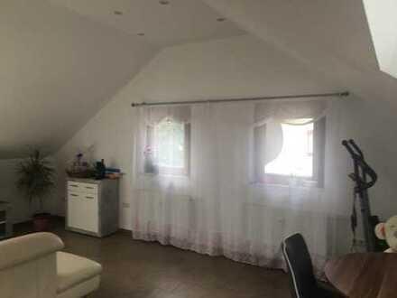 Schöne, sanierte 2-Zimmer-Dachgeschosswohnung in Rastatt