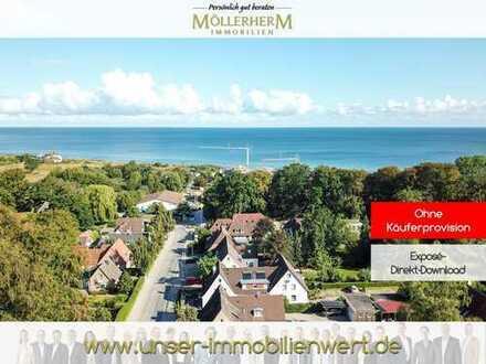 Nur 450 Meter zum Strand- Neuwertige Eigentumswohnung direkt an der Ostsee
