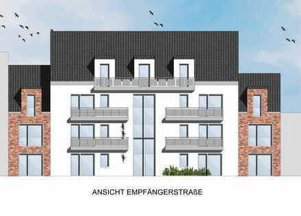 Vermietung einer luxuriösen Dachgeschosswohnung mit Penthousecharakter, Wohnen im Herzen von Rees