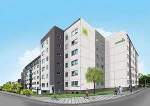 Luisenhöfe - Dein neues Zuhause