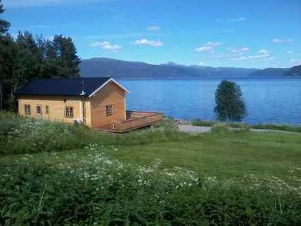 Neues Ferienhaus in Tingvoll am Breifjord