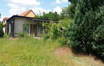 Mahlsdorf: Ein wunderschön gelegenes Grundstück wartet auf Sie! (Teilfläche hinten)