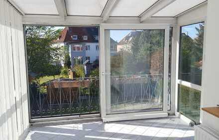 Moderne, zentral gelegene 3 Zi.-Wohnung mit Wintergarten in Vahrenwald