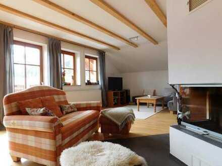 Großzügige exklusive 3,5 Zimmer-Wohnung in Pfronten