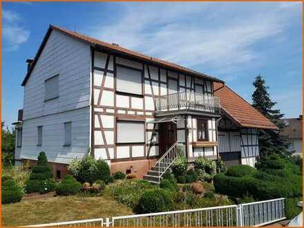 Schönes Bauernhaus mit Scheune und großem Grundstück in ruhiger Ortslage von Brachttal-Udenhain