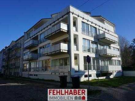 Neuwertige 3-Zimmer-ETW mit Aufzug, Tiefgarage und 2 Balkonen am Zentrum Greifswalds
