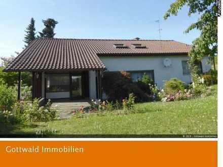 Hochdorf: großzügiges Einfamilienhaus mit traumhaftem Grundstück in Aussichtslage!