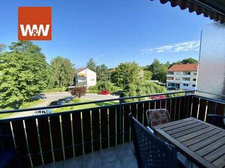 Schöne, gepflegte 3-Zimmer-Wohnung in der Oberstadt von Weingarten -NUR 1,785% Käufermaklercourtage!