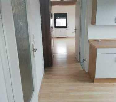 Gepflegte 1-Zimmer-Dachgeschosswohnung mit EBK in Klein-Gerau (Büttelborn)