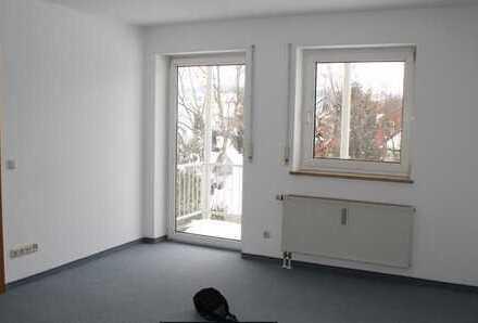 Zentrumsnahe 2-Zimmer-Whg mit Balkon in Mindelheim