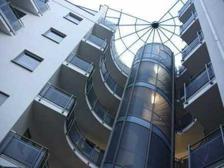 2-Zimmer-Wohnung im exklusiven Wohnobjekt zwischen Büsingpark und Mainufer