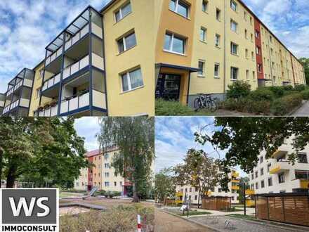 Gepflegtes Renditeobjekt: 49,71m², 2 Zimmer, Balkon, gut vermietet, ruhig & zentral