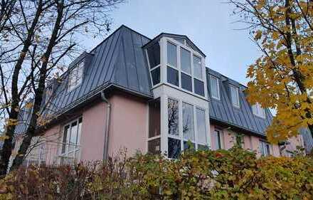 Lichtdurchflutete 2-Zimmer-Wohnung direkt am Ostpark - provisionsfrei
