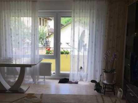 Helle 3-Raum-Wohnung mit EBK und Balkon in Wutöschingen