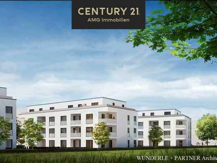 WE30: Wohntraum - 3 Zi-Whg. mit Terrasse und Gartenanteil in Neusäß