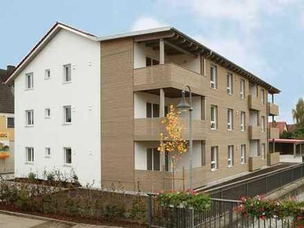Schöne drei Zimmer Wohnung in Günzburg (Kreis), Neuburg an der Kammel