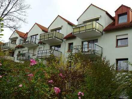 Stilvolle, gepflegte 1-Zimmer-Wohnung mit Balkon und EBK in Erding