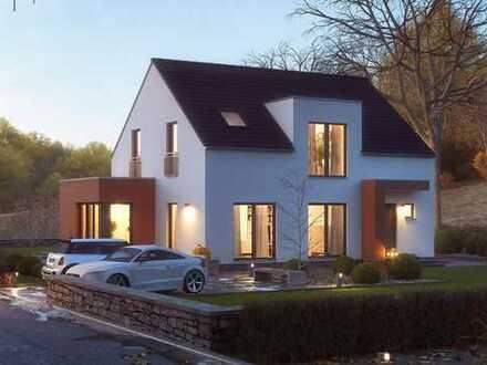 Individuelle Wohnträume treffen auf moderne Architektur