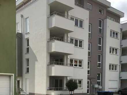 Moderne 4-Zimmer-Wohnung mit Balkon in Homburg
